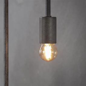 Vico bol filament LED lamp dimbaar - E27 - 4W - 2100K