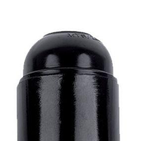 Elmark Bakeliet - hanglamp fitting - 5,5 cm - zwart