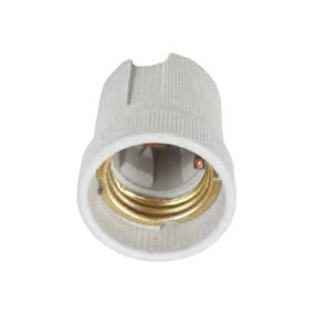 Elmark Fitting - lampenhouder - 4,8 cm - keramiek