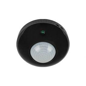 Elmark ST07 - infrarood sensor - Ø 11,5 cm - zwart