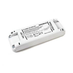 Govena LED driver - 24Vdc/230V - IP40 - 80W - dimbaar