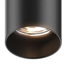 Zuma Line Tuba SL1 - opbouwspot - Ø 5,6 x 10 cm - zwart