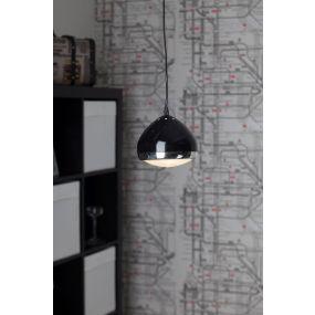 Rider hanglamp 1 - zwart
