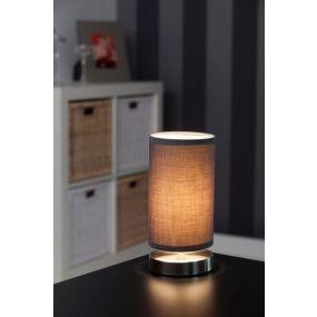 Clarie tafellamp - grijs