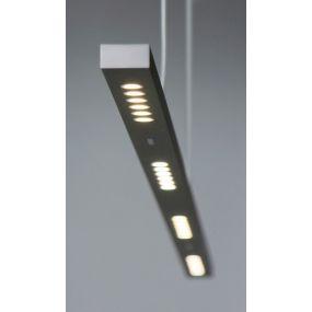 Minimum hanglamp 24 - satijn nikkel