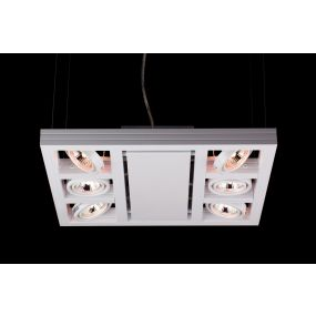 Cool professional hanglamp IV - wit