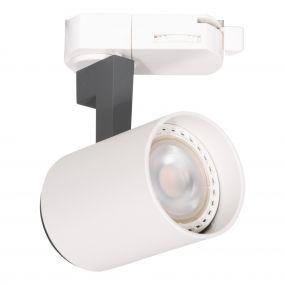 Projectlight Libra - railspot - 5,5 x 9,5 x 13 cm - wit